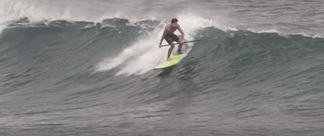 SUP Surfing 3