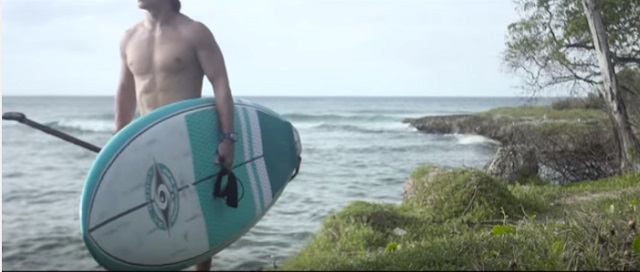 SUP Surfing 6