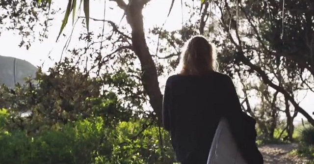 Byron Bay. Lost Track