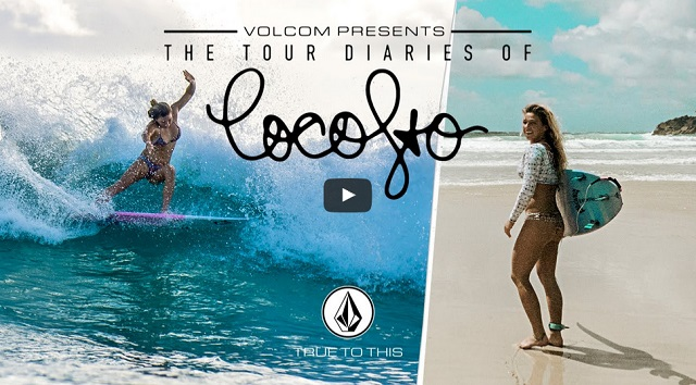 The Tour Diaries of Coco Ho