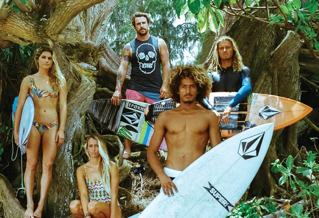 Welcom to Water Volcom