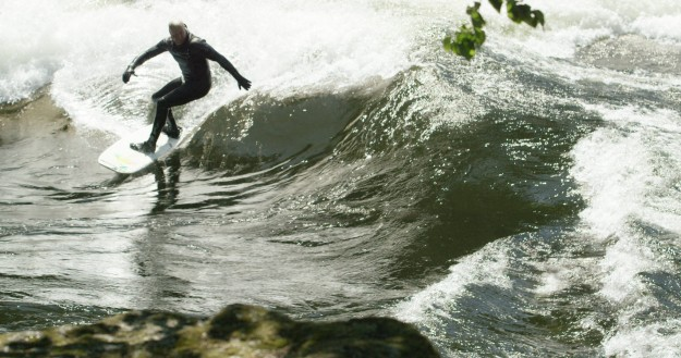 Strong Water - Surfing in Montana
