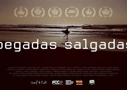 "Documental de Surf ""Huellas Saladas"" 2009"