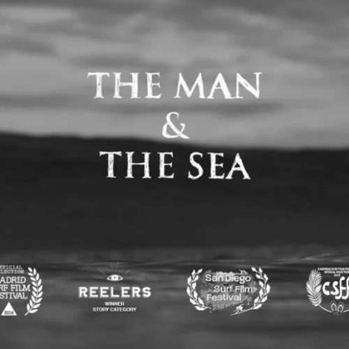 the man and the sea portada