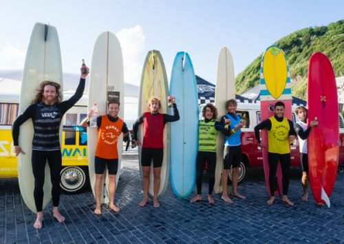 3º San Sebastián Single Fin Classic Hawaii