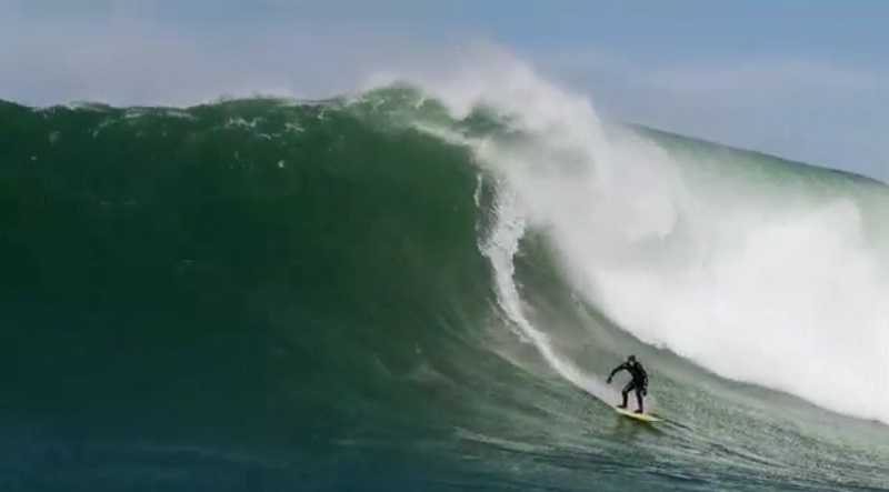 Documental completo Chasing the Swell 1