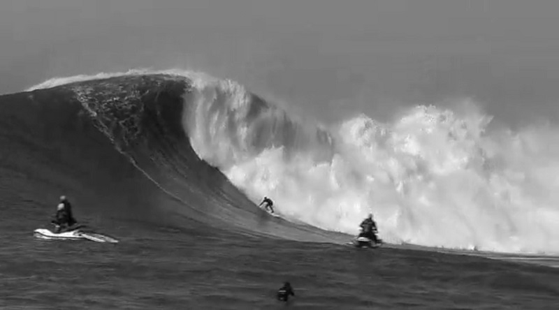 Documental completo Chasing the Swell 2