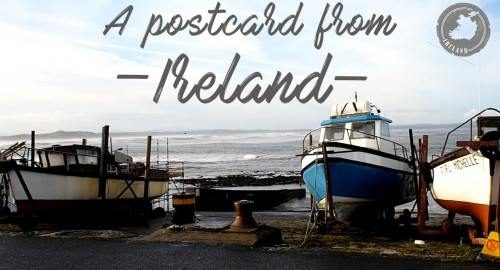 POSTCARD DESDE IRLANDA: LUCY CAMPBELL