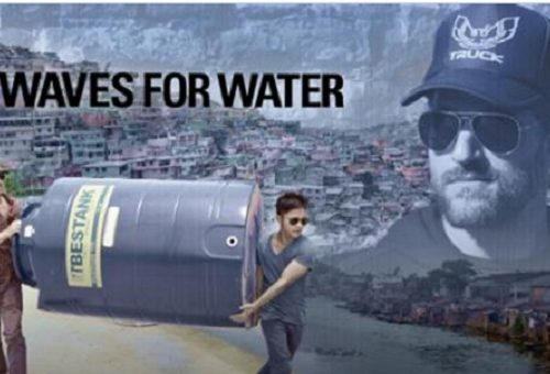 """WAVES FOR WATER"" DOCUMENTAL COMPLETO"