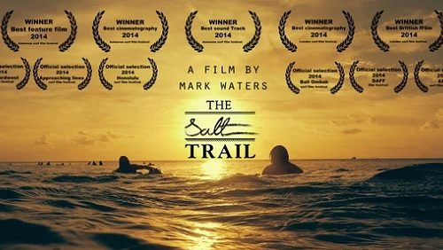 THE SALT TRAIL- MARK WALTERS