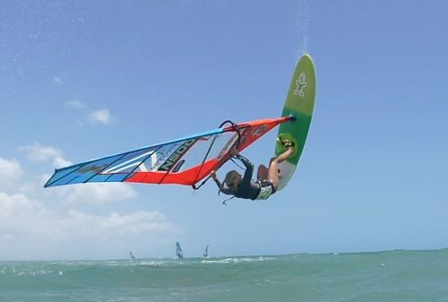 WINDSURF GIRLS EN LAS OLAS