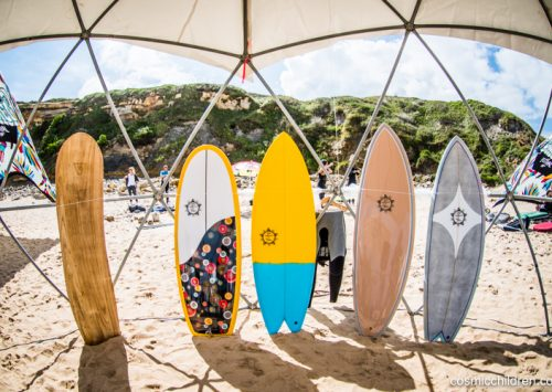 SHRED YOUR SHAPE BY VISSLA  – COSMIC CHILDREN FESTIVAL