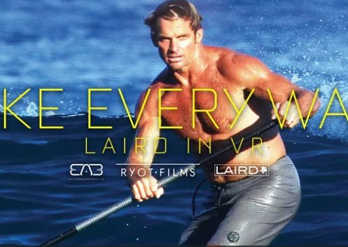 """TAKE EVERY WAVE"" CON LAIRD HAMILTON"