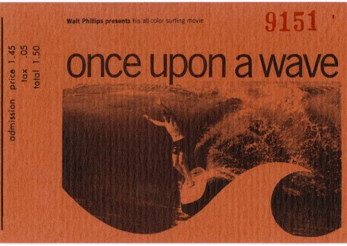 ONCE UPON A WAVE (1959-1962)