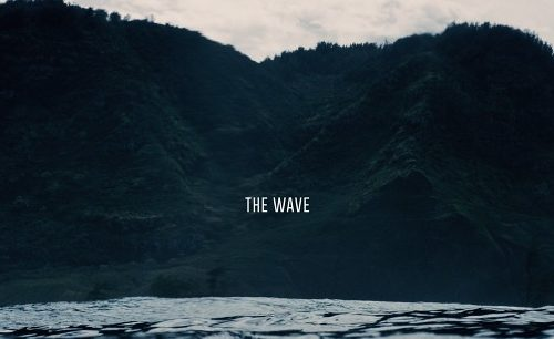 """THE WAVE"" con LIA MARIE JOHNSON"