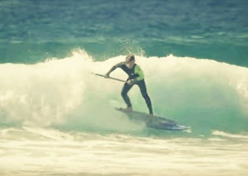 SUP SURFING ╳ BRITTANY ╳ HOSSEGOR