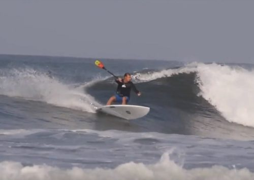 SUP SURFING PARADISE EN COSTA RICA