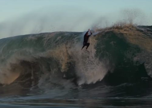 EL SWELL DEL AÑO EN THE WEDGE