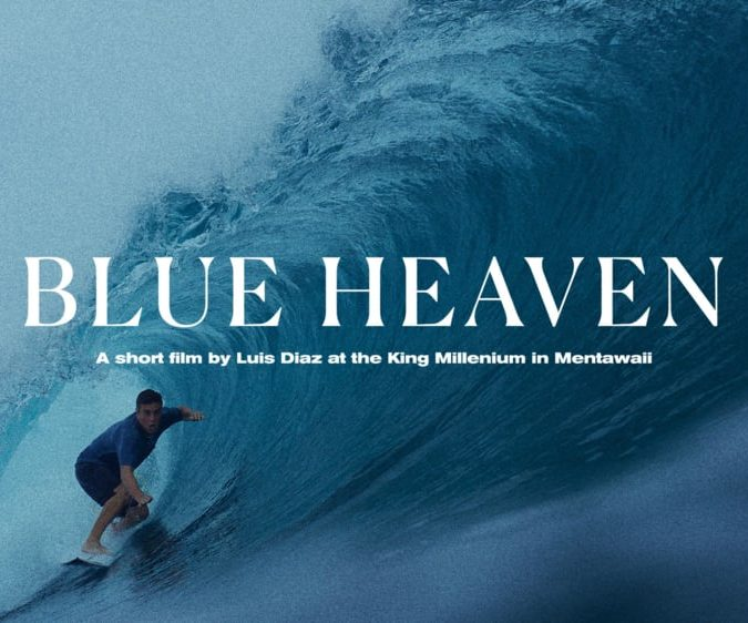 LUIS DIAZ – BLUE HEAVEN