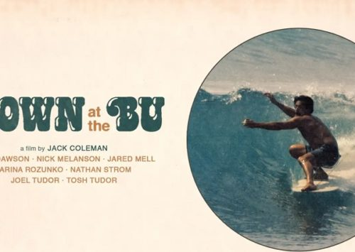 "JACK COLEMAN – ""DOWN AT THE BU"""