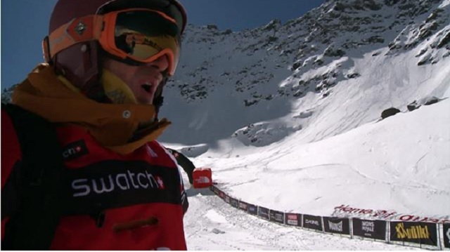 Freeride World Tour en Vallnord Ordino-Arcalis 2