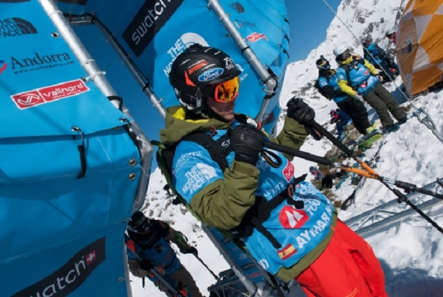 Freeride World Tour en Vallnord Ordino-Arcalis 3