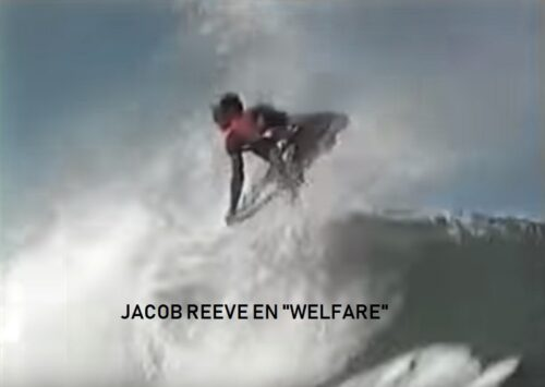JACOB REEVE EN «WELFARE»