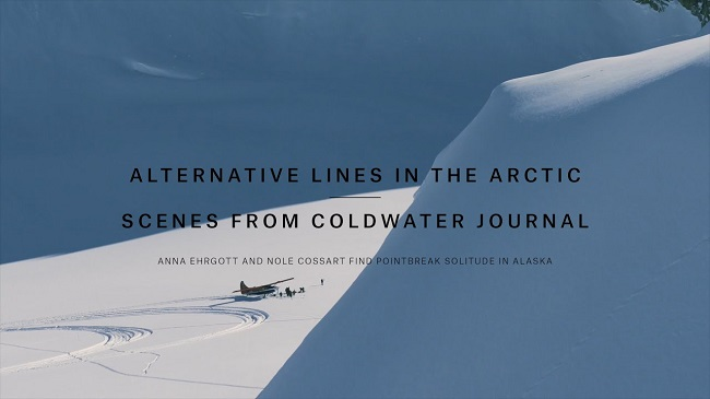 "Ben Weiland, ""Coldwater Journal"""