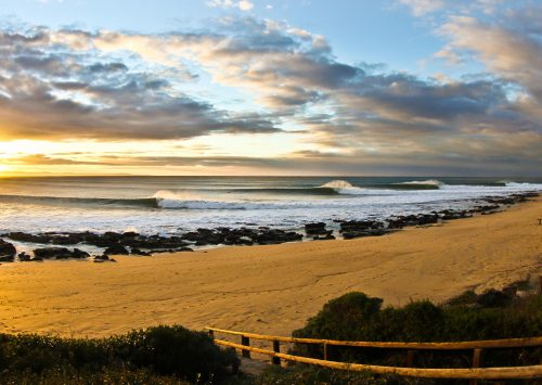 JEFFREYS BAY, EL POINT BREAK REY DE SUDÁFRICA