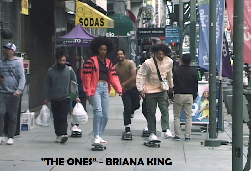 The Ones Briana King