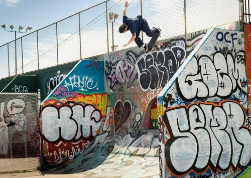 «TAKE IS BACK» de Ronnie Sandoval