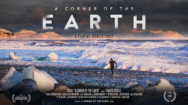 """""""A corner of the Earth"""" de Spencer Frost"""