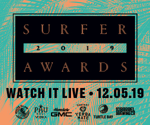 SURFER AWARDS 2019