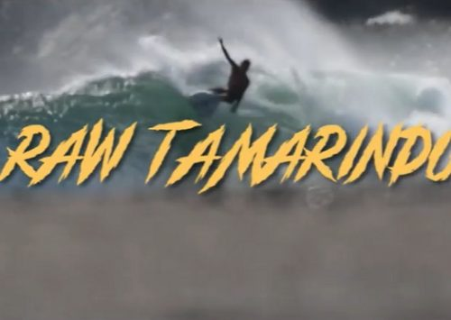 «RAW TAMARINDO»- SURF COSTA RICA