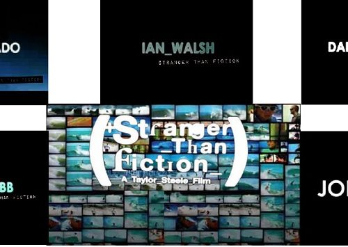 """Stranger Than Fiction"" por Taylor Steele"