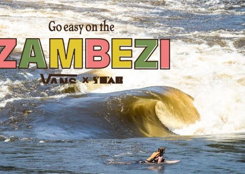 GO EASY ON THE ZAMBEZI