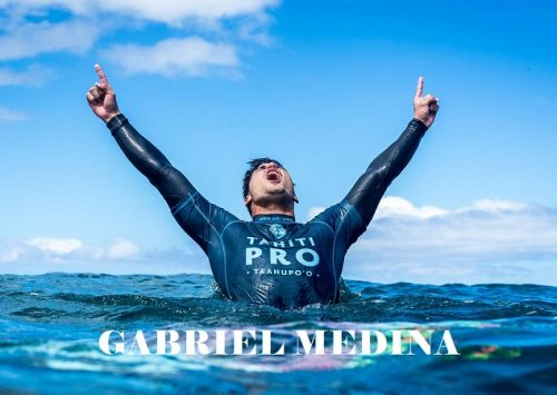 LA VIDA DE GABRIEL MEDINA- DOCUMENTAL