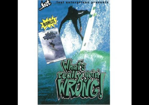 «WHAT´S REALLY GOING WRONG» PELÍCULA DE LOS 90