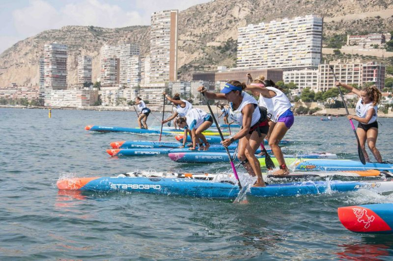 Campeonatos de España Stand Up Paddle 2020