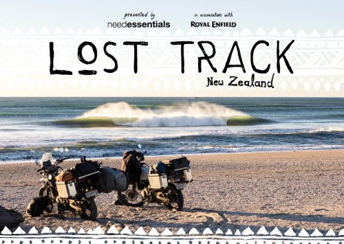 TORREN MARTYN «LOST TRACK NEW ZEALAND»