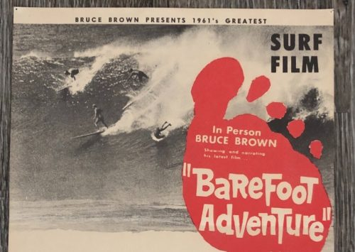 «BAREFOOT ADVENTURE» 1961 – BRUCE BROWN