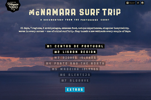 THE MCNAMARA SURF TRIP – EL DOCUMENTAL