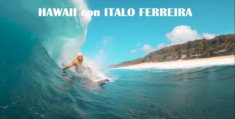 italo ferreira surf en hawaii