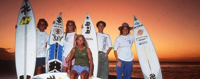 Girls Can't Surf surfer rule