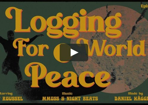 LOGGING FOR WORLD PEACE