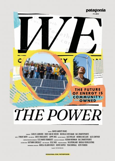 we the power patagonia
